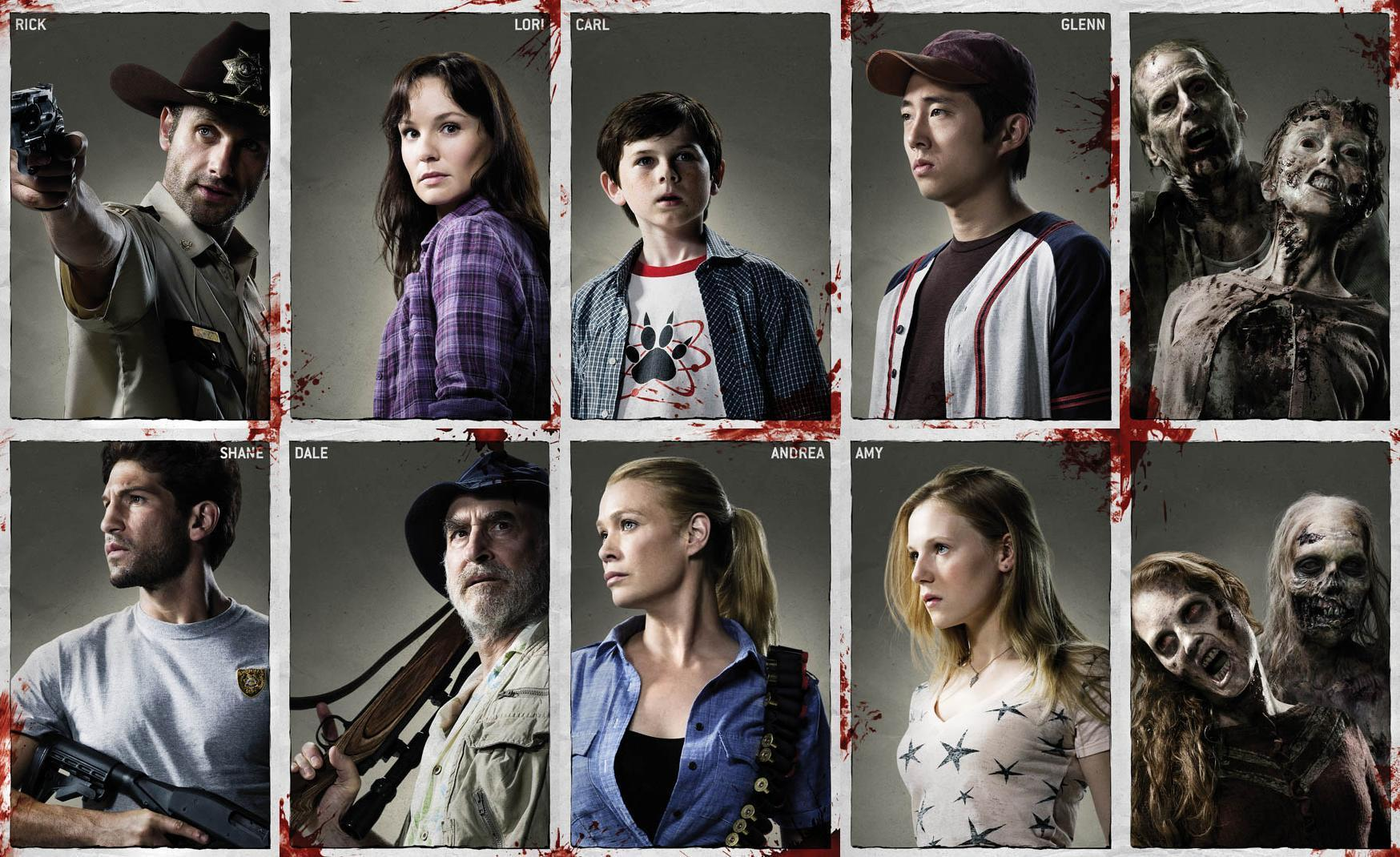 The Walking Dead (todas las temporadas online!!) [SUB. ESP]