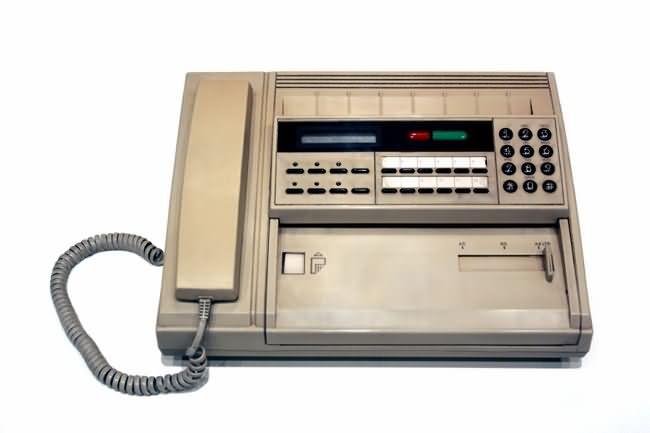 avances del fax que es el fax