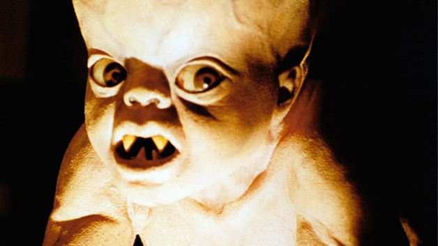 Baby Horror - Desde El Espacio Exterior