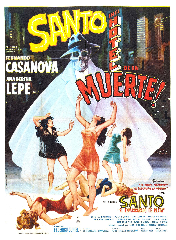 Direcci n federico curiel santo_in_hotel_of_death_poster_02 1