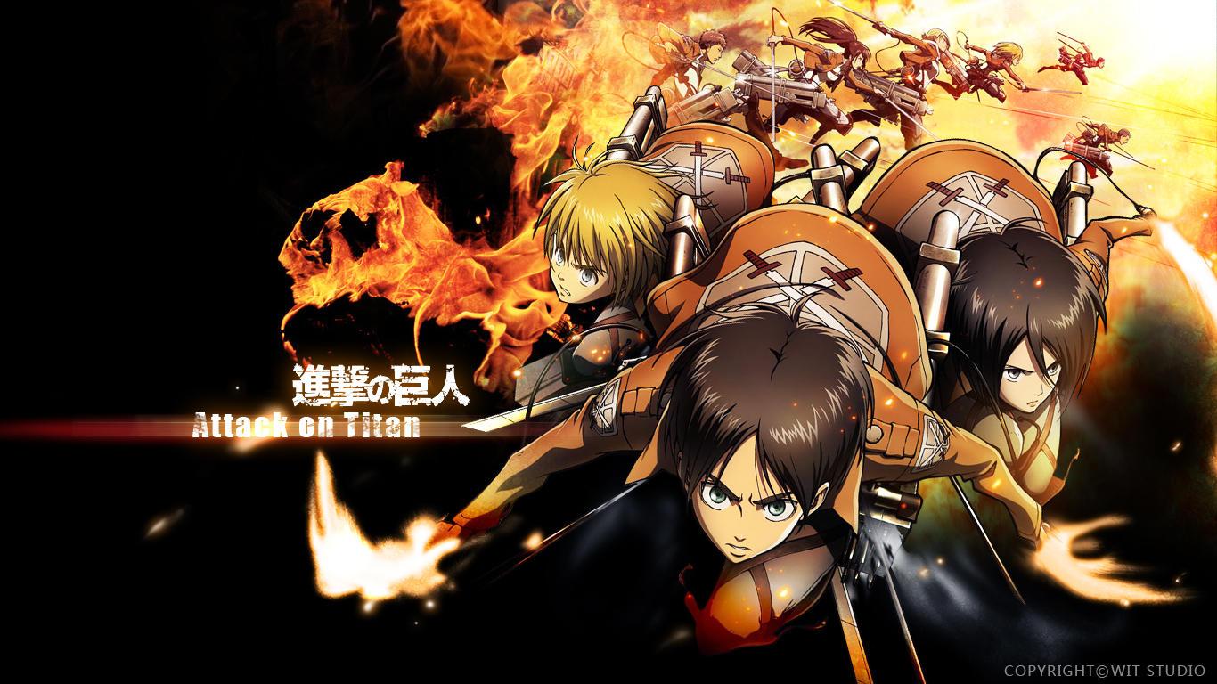 """[Noticia]2da temporada de """"Shingeki no Kyojin"""" ya tiene fecha de estreno Shingeki-no-Kyojin-wallpapers-51"""