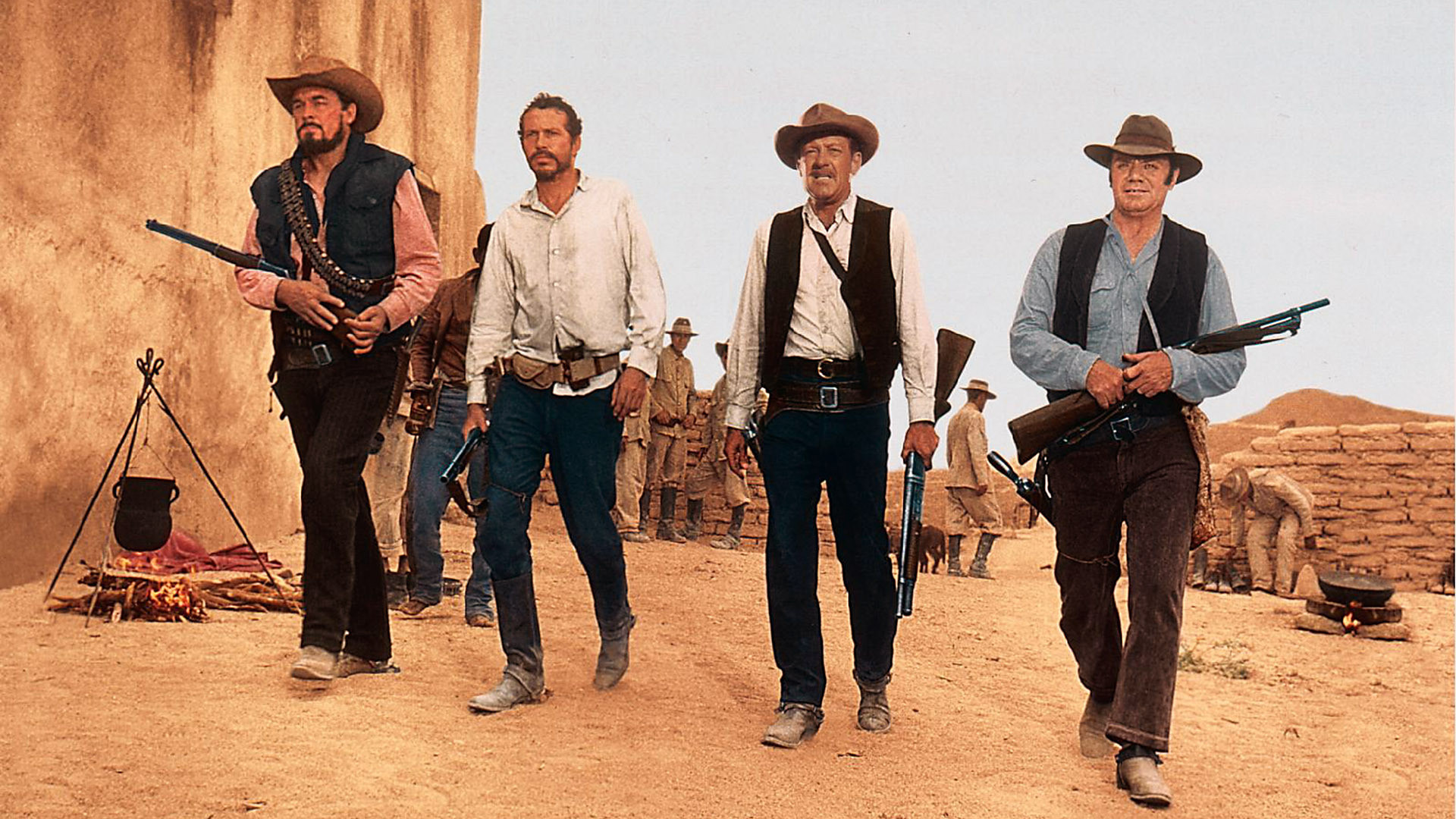 The Wild Bunch (1969)