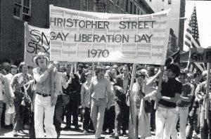 1stannualgaypridemarch1970