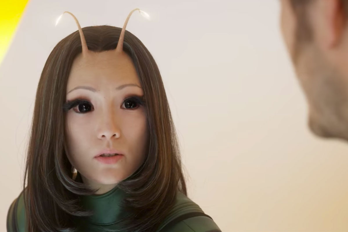 Resultado de imagen para mantis guardianes de la galaxia 2