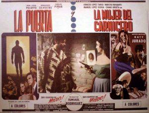 1968 la puerta y la mujer
