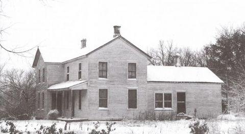 Casa de Ed Gein