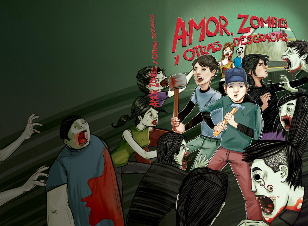 amor,zombis y otras desgracias