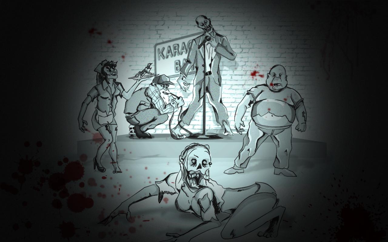 Zombies en el Karaoke
