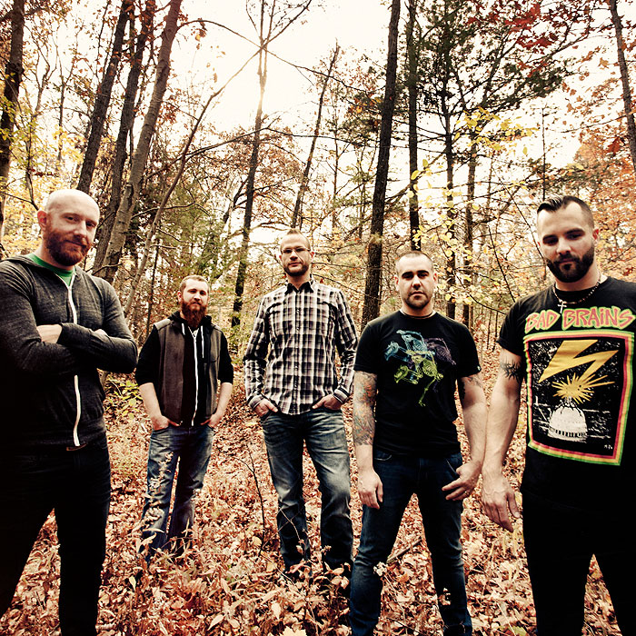 Killswitch Engage - Disarm the Descent - abril 2013