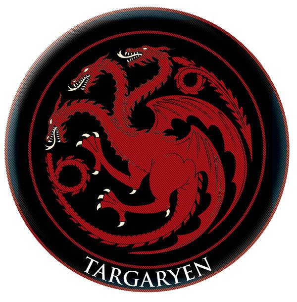 Parche Targayyen de Dark Horse Comics