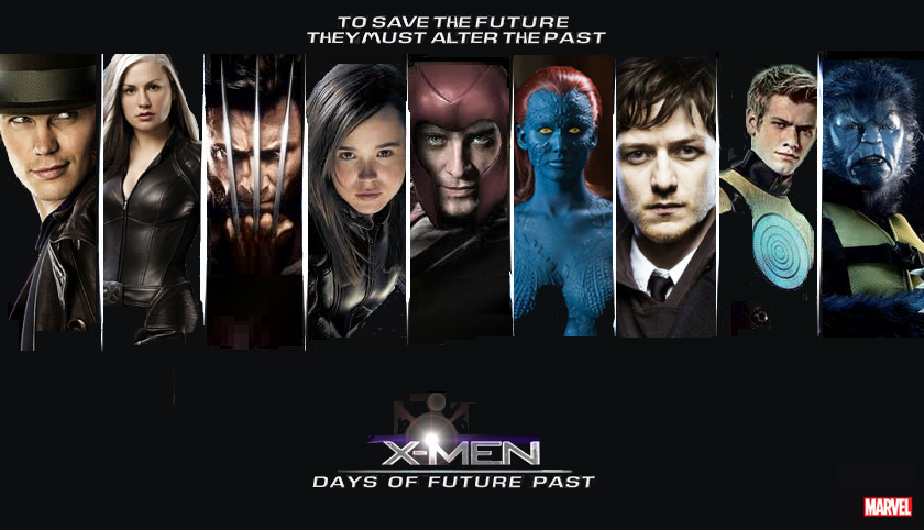 peliculas x-men days of future past