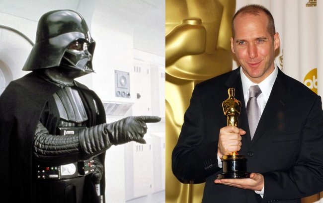 Darth Vader y Michael Arndt