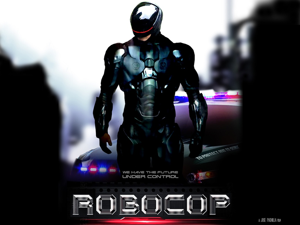OR_Robocop 2013 movie Wallaper 1024x768