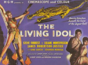 THE LIVING IDOL POSTER 5