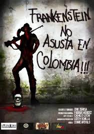 FRank no asusta en colombia poster