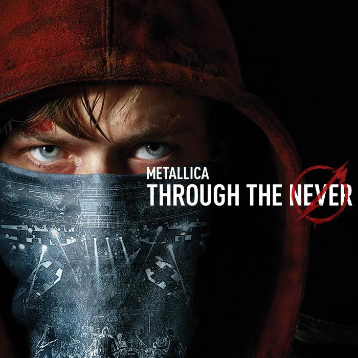 """Metallica - """"Through The Never"""" - La Película"""