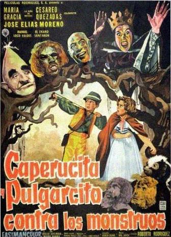 Caperucita Y Pulgarcito Contra Los Monstruos 1962 Morbido Fest