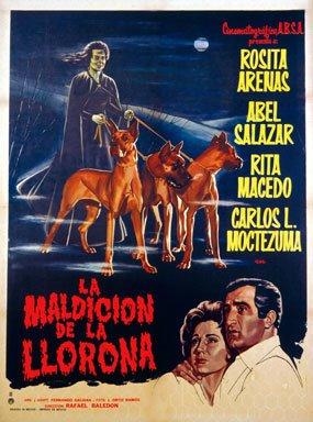 La Maldicion de la Llorona poster
