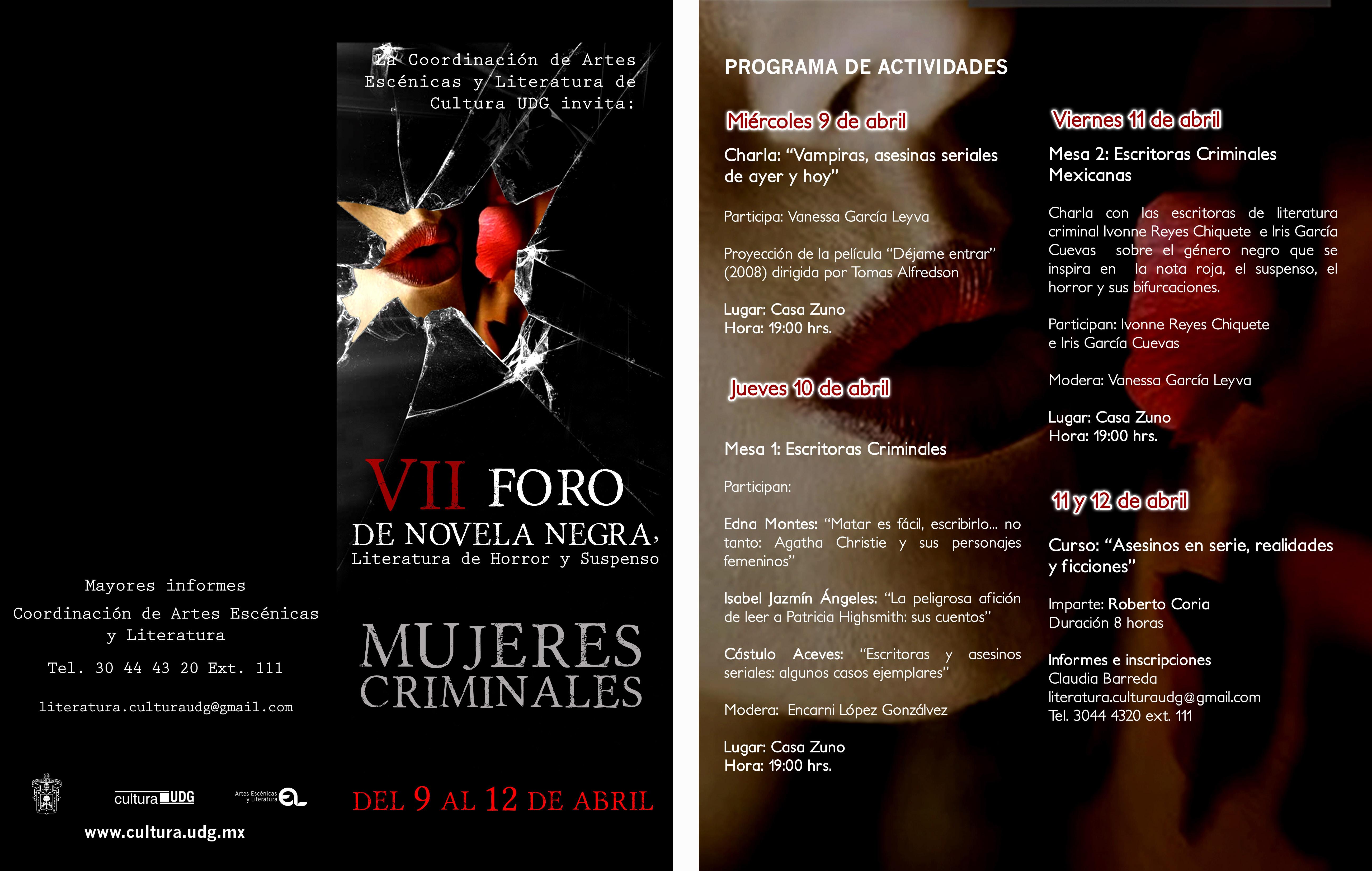 Programa foro novela 2