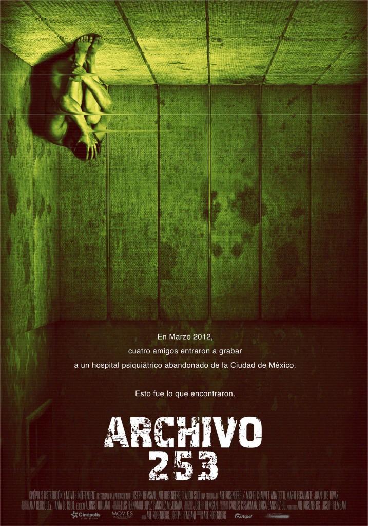 archivo 253 poster