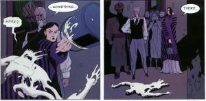 La liga de los Caballeros extraordinarios- cómic