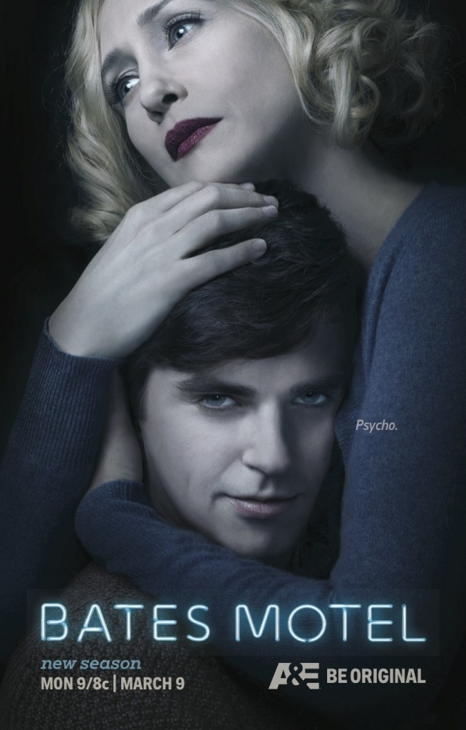 bates motel temporada 3 poster