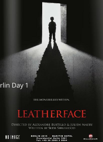 leatheface image