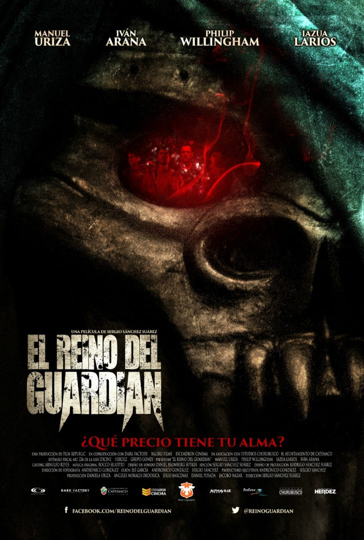 El Reino del Guardia¦ün - Poster 01 - Espan¦âol - Disen¦âo Final - Baja