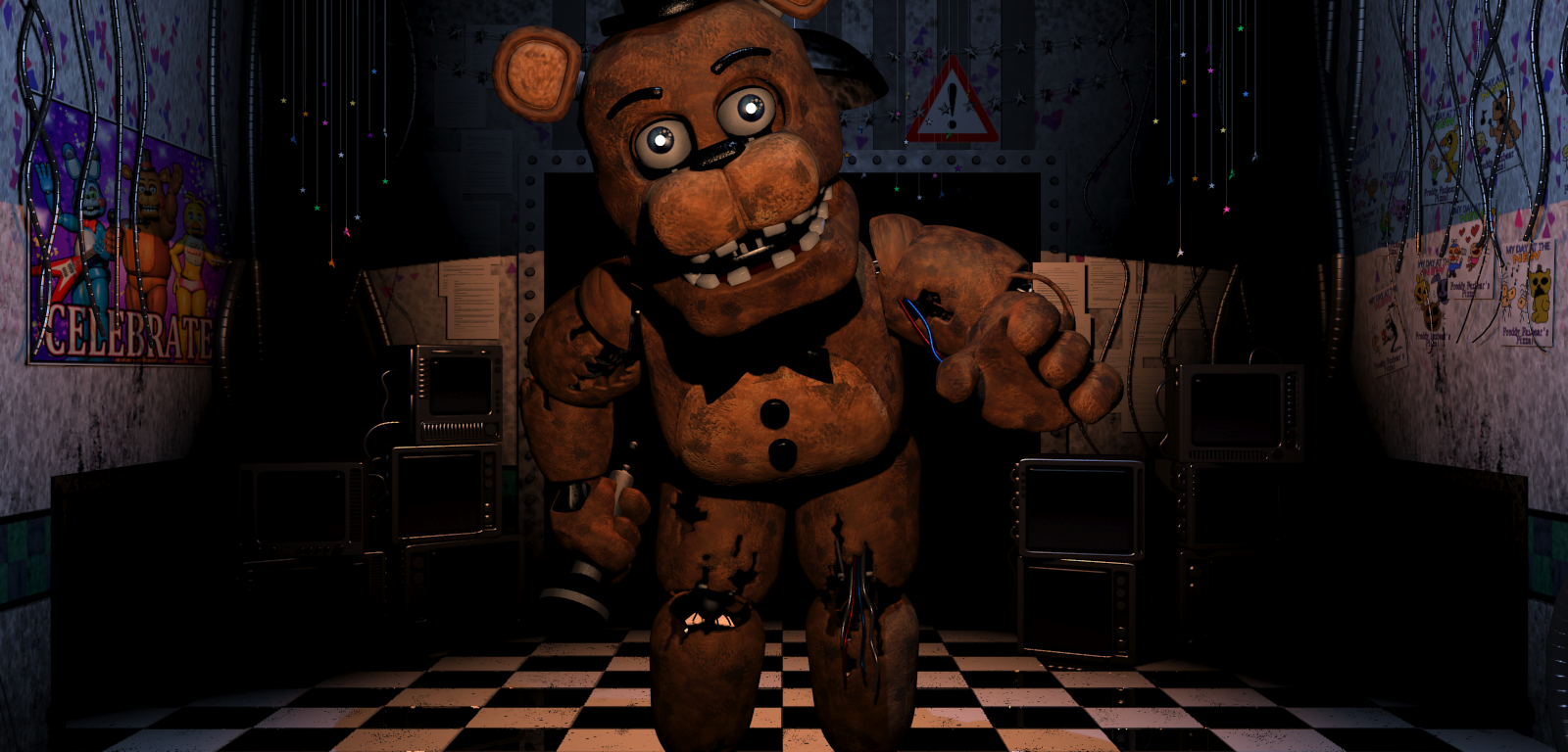 Five-nights-at-freddy-large-bear