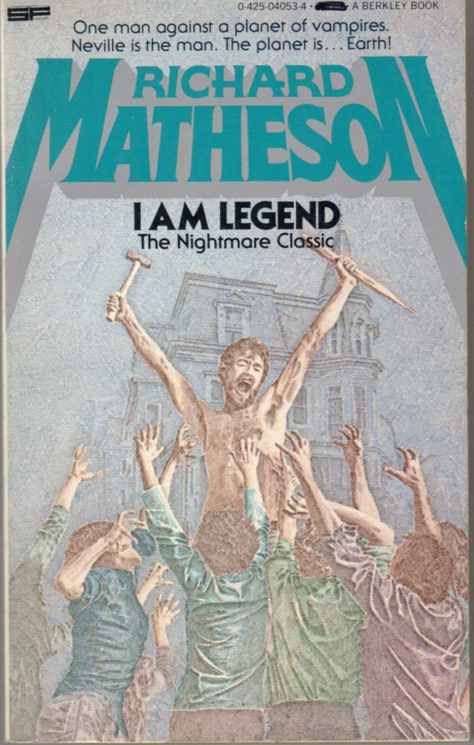 I Am Legend - Richard Matheson - Berkley Books - Apr 1979