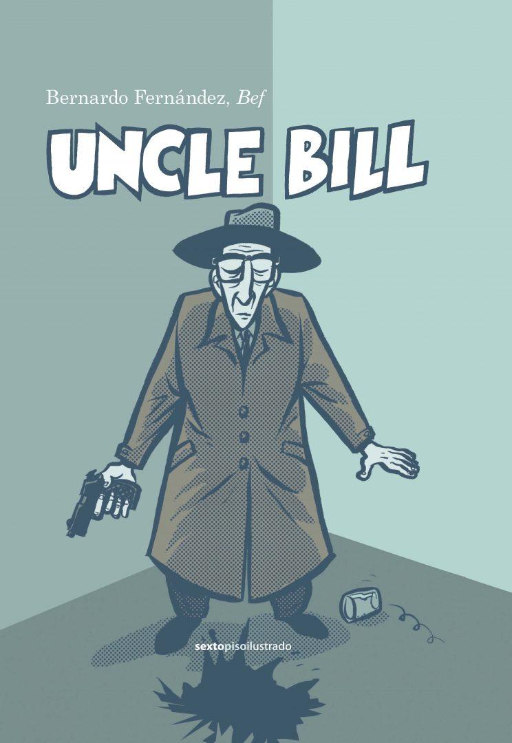 Uncle Bill Chile_Portada