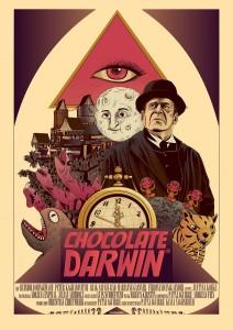 9-poster_Chocolate Darwin (SubCastellano)