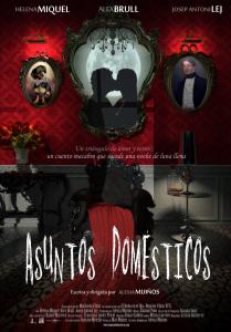 ASUNTOS DOMESTICOS poster smnall