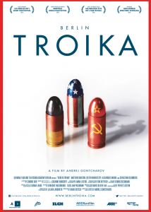 BERLIN TROIKA poster small