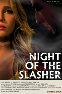 Night of the Slasher small poster