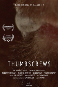 THUMBSCREWS poster small