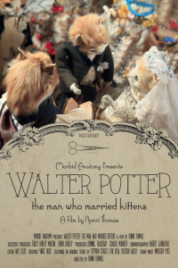 WALTER POTTER small poster