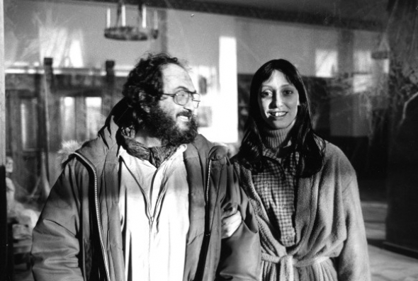 Kubrick-with-Shelley-Duvall