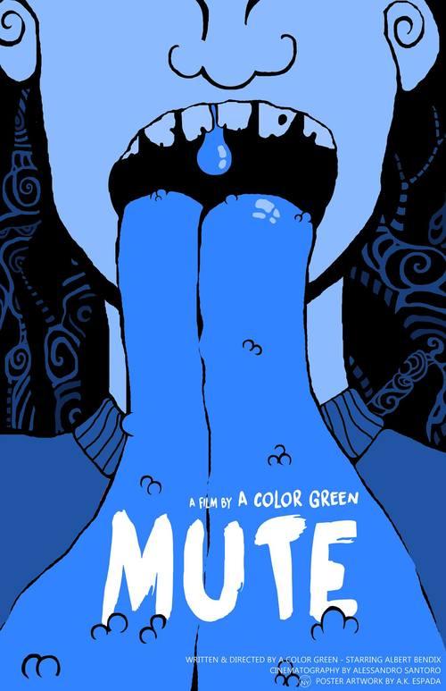mute-poster-azul